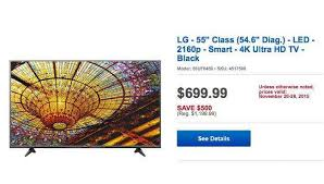 best uhd tv deals black friday buy matches walmart u0027s 1 hour guarantee lg 55uf6450 4k uhd tv black