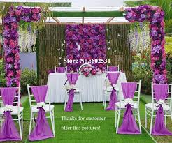 wedding arch no flowers spr purple with green wedding flower wall backdrop free