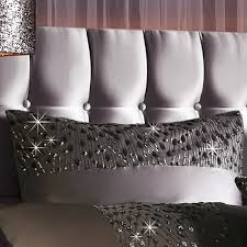 eva mauve bed linen by kylie minogue at home house of bedding