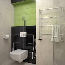 kids bathroom toilet at colorful apartment with modern style by
