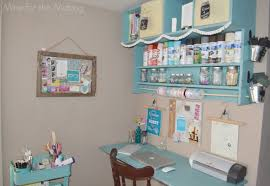my craft room reveal mine for the making