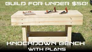 5 Workbench Ideas For A Small Workshop Workbench Plans Portable by How To Make A Diy Portable Workbench Youtube
