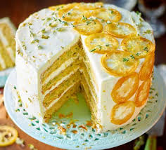 courgette cuisine courgette lemon thyme cake recipe food