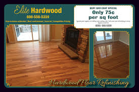 Hardwood Floor Buffing Elite Hardwood Hardwood Floor Refinishing Dollars And Sense