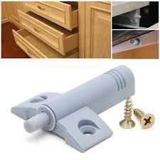 kitchen cupboard door stoppers 10 x kitchen cabinet door drawer soft closer der buffers screws door stops hardware drop ship