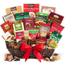 gift baskets for christmas the corporate show stopper christmas gift basket by