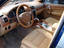 2006 porsche cayenne for sale porsche cayenne turbo interior