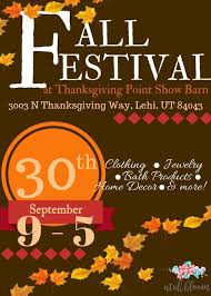 fall festival show barn at thanksgiving point lehi 30 sep 2017