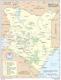 Map Of Somalia The Kenyan State U0027s Fear Of Somali Identity Accord