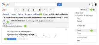 how to block emails on android block someone on gmail from desktop pc android or iphone