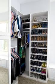 Lowes Racks Tips Wondrous Lowes Rubbermaid To Customize Your Own Closet Space