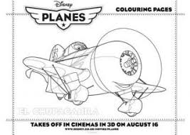 disney u0027s planes colouring activity sheets