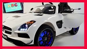 mercedes sls amg edition luxury mp4 entertainment edition 12v mercedes sls amg