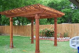 12 X 12 Pergola by Dfw Fence Co Photo Gallerie Balch Springs Tx
