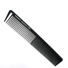 hair combs barber cutting comb carbon black heat resistant hair combs plastic