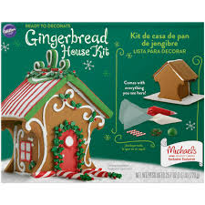 house kit find the wilton ready to decorate gingerbread house kit at michaels