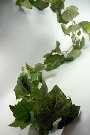 grape leaf garland 6ft
