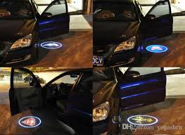 wholesale wireless car door light logo projector welcome led l