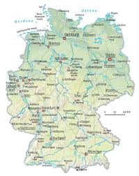 frankfurt on world map germany map german cities guides sightseeing