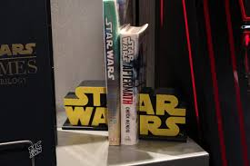 Be Right Back Bookend Gearing Up For Star Wars Celebration
