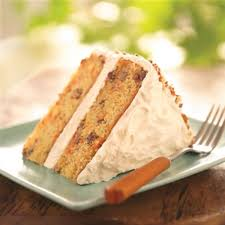 moist and spicy carrot cake with pineapple