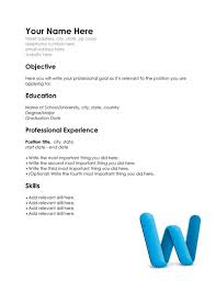 Free Resume Templates Pdf by Free Resume Templates For Word And Pages And Sle Resume Pdf