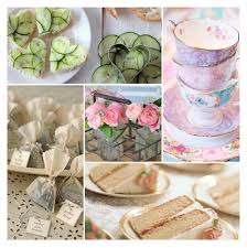 tea party bridal shower ideas cosmopolitan tea party bridal shower party decor party favors