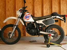 1994 honda xr250l rebuild adventure rider
