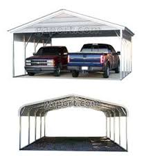 Portable Awnings For Cars Carports Metal Garages Portable Buildings Guardhouses