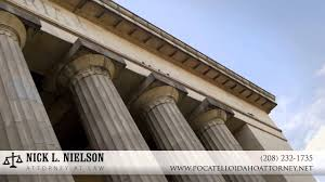 nick l nielson attorney at law lawyers general practice in