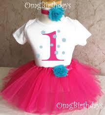 1st birthday tutu pink snow blue frozen baby girl 1st birthday tutu