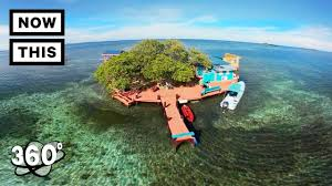 bird island belize airbnb bird island paradise in belize 360 tour unframed by gear 360