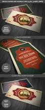 Playing Card Design Template Vintage Playing Card Business Card On Behance