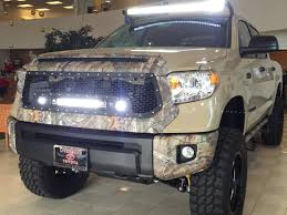 customized truck custom toyota tundra trucks