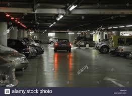 underground parking garage in city centre malaga costa del sol stock photo underground parking garage in city centre malaga costa del sol spain
