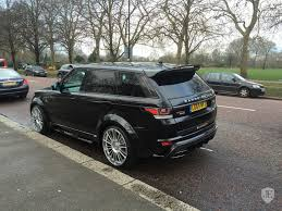 land rover evoque 2016 land rover range rover sport in london united kingdom for