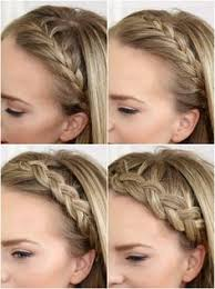 plait headband four headband braids braid headband headband braids and