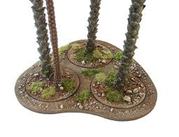 small tree base 3 foxtrot models