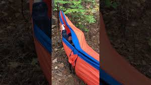 high hopes hammock cocoon system youtube