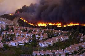 Large Wildfire Definition by Cedar Fire U0027s Lessons 10 Years Later The San Diego Union Tribune