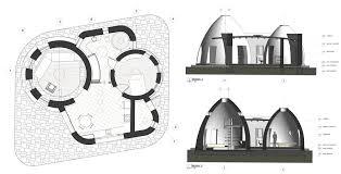 planos de casa superadobe construida en colombia cerca a bogotá