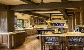 modern french country kitchen mediterranean interior design