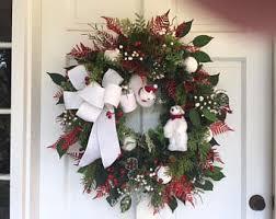 Large Polar Bear Christmas Decorations by Polar Bear Christmas Etsy