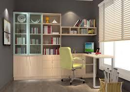 modern study room home design ideas