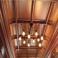 creative loft nordic vintage chandelier lamp pendant lamps e27 e26 edison