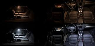 Jetta 2000 Interior Complete Interior Led Kit License Plate Leds Fits Mk3