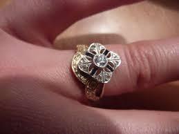 custom wedding bands engagement ring settings antique engagement ring weddingbee