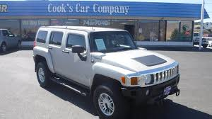 2006 hummer h3 suv 4x4 with hard to find 5 speed manual trans