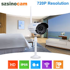 szsinocam outdoor wireless network security wifi ir night vision