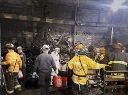 oakland warehouse fire san francisco chronicle